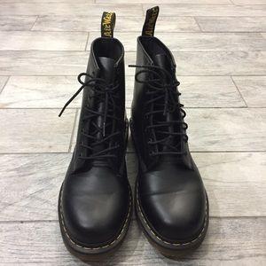 Dr. Martens Shoes - Dr. Doc Martens Men s Combat Boots Size 12 EU 46 43e0a5d7b